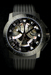 "Sport Chronograph"" Black Top""Limited 250"