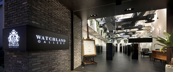 WATCHLAND GALLERY OSAKA photo